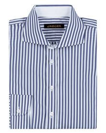 Jaeger Bold Stripe Slim Shirt