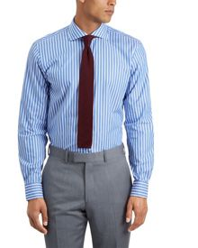 Jaeger Bold Striped Regular Shirt
