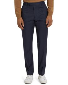 Jaeger Windowpane Regular Trousers