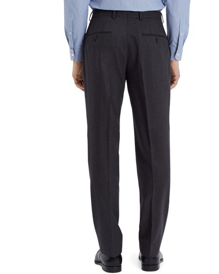 Jaeger Pinstripe Regular Trousers