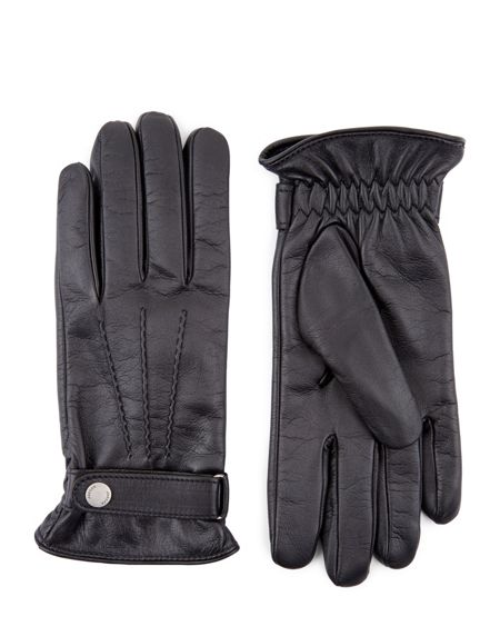 Jaeger Touch Leather Classic Gloves