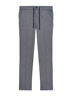 Double-Faced Jersey Joggers