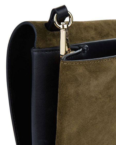 Jaeger Parker Leather Cross-Body Bag