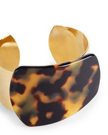 Jaeger Sculptural Resin Cuff