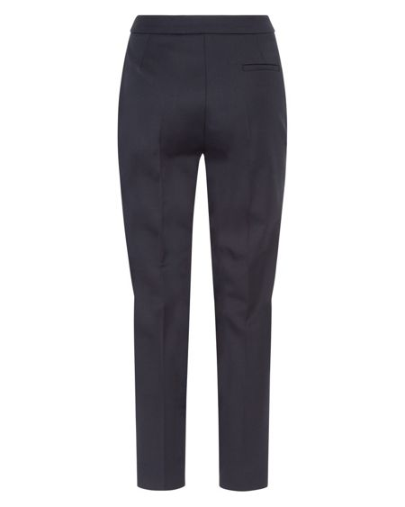 Jaeger Wool Cigarette Trousers