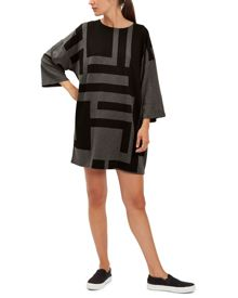 Jaeger Laboratory Graphic Dress