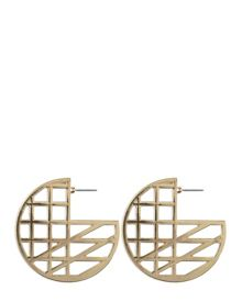 Jaeger Geometric Hoop Earrings