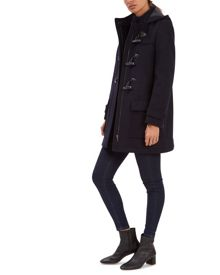 Jaeger Wool Duffle Coat