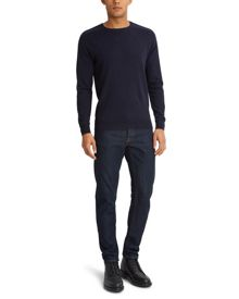 Jaeger Integral Rib Crew Neck Sweater