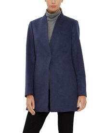 Jaeger Wool Cashmere Coat