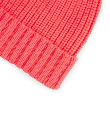 Jaeger Wool Knitted Beanie