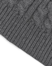 Jaeger Cable Knit Hat