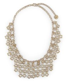 Jaeger Cube Bib Necklace