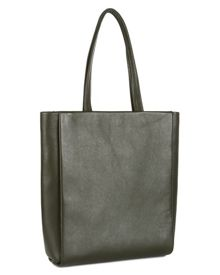 Jaeger Icon Leather Tote