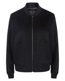 Jaeger Wool Bomber Jacket