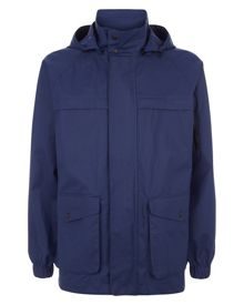 Jaeger Hooded Raincoat