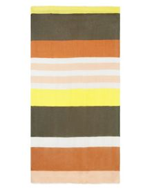 Jaeger Collection Block Stripe Scarf
