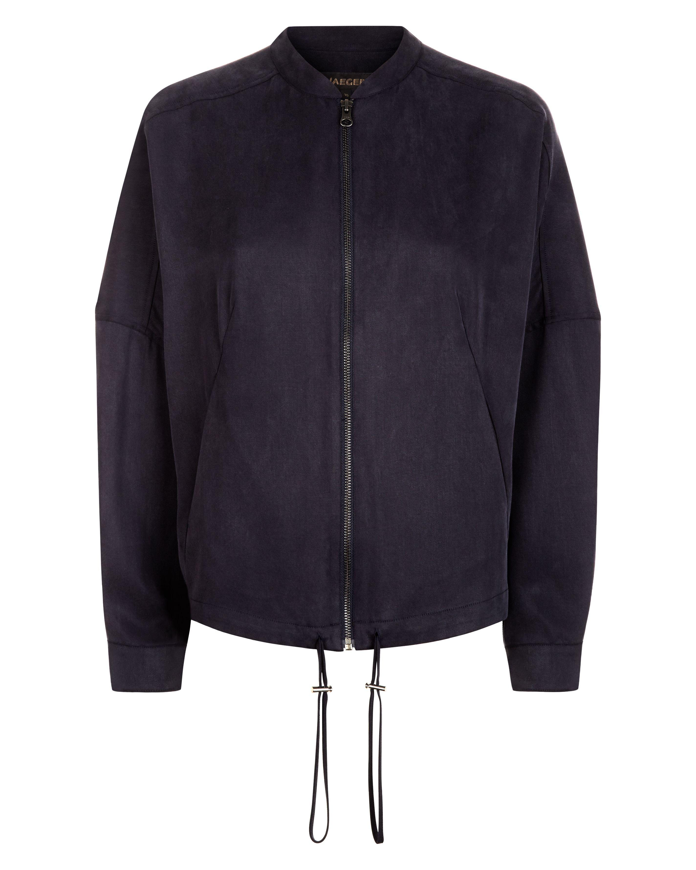 Jaeger Bomber Jacket, Blue