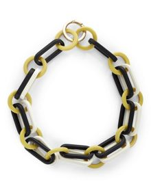 Jaeger Resin Colour Pop Necklace