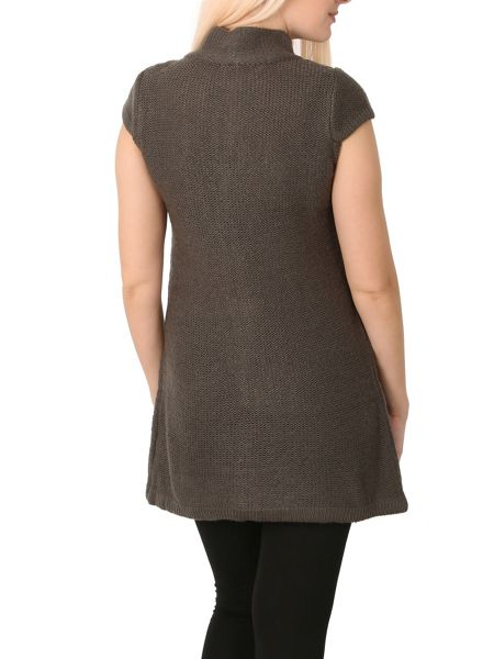 Izabel London Knitted Pullover With Pocket Detail