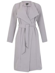 Izabel London Belted Trench Coat