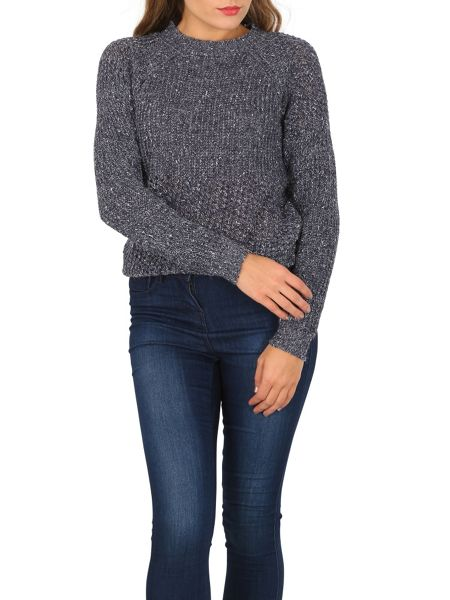 Izabel London Marl Knit Jumper