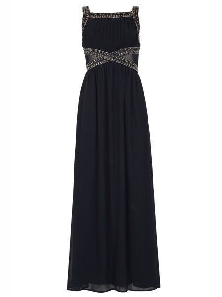 Izabel London Goddess Sparkle Formal Dress