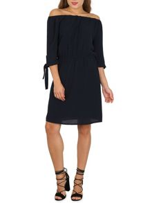 Izabel London Off The Shoulder Dress