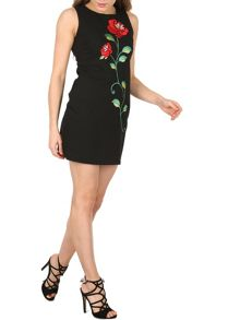 Izabel London Floral Bloom Shift Dress
