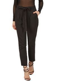 Izabel London Tie Waist Trousers
