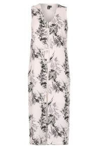 Izabel London Classic Side Split Dress