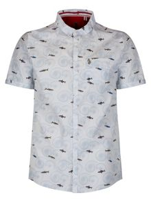 Luke 1977 Suchart Short Sleeve Shirt