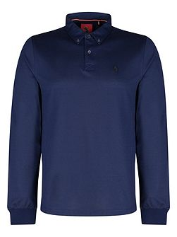 Joe Smashs Long Sleeve Polo Shirt
