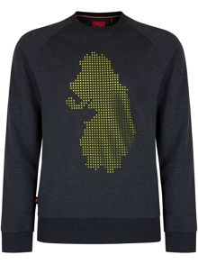 Luke Lazer Lion Sweatshirt