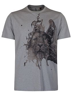 King of Chaos GR Colab T-Shirt