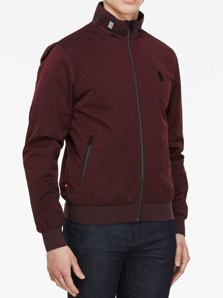 Luke 1977 Fluff Nut 2 Funnel Neck Jacket