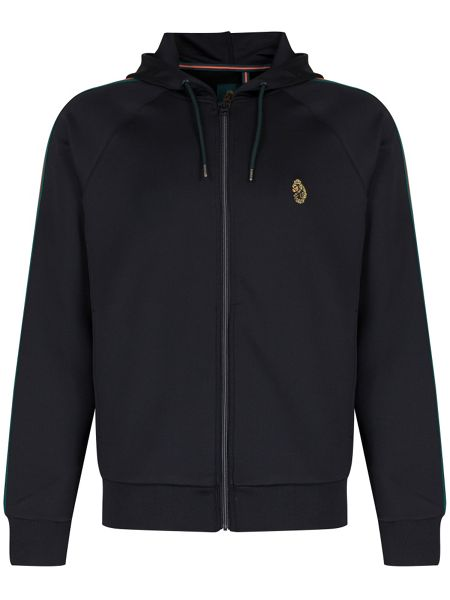Luke 1977 Dalgliesh zip up hoodie