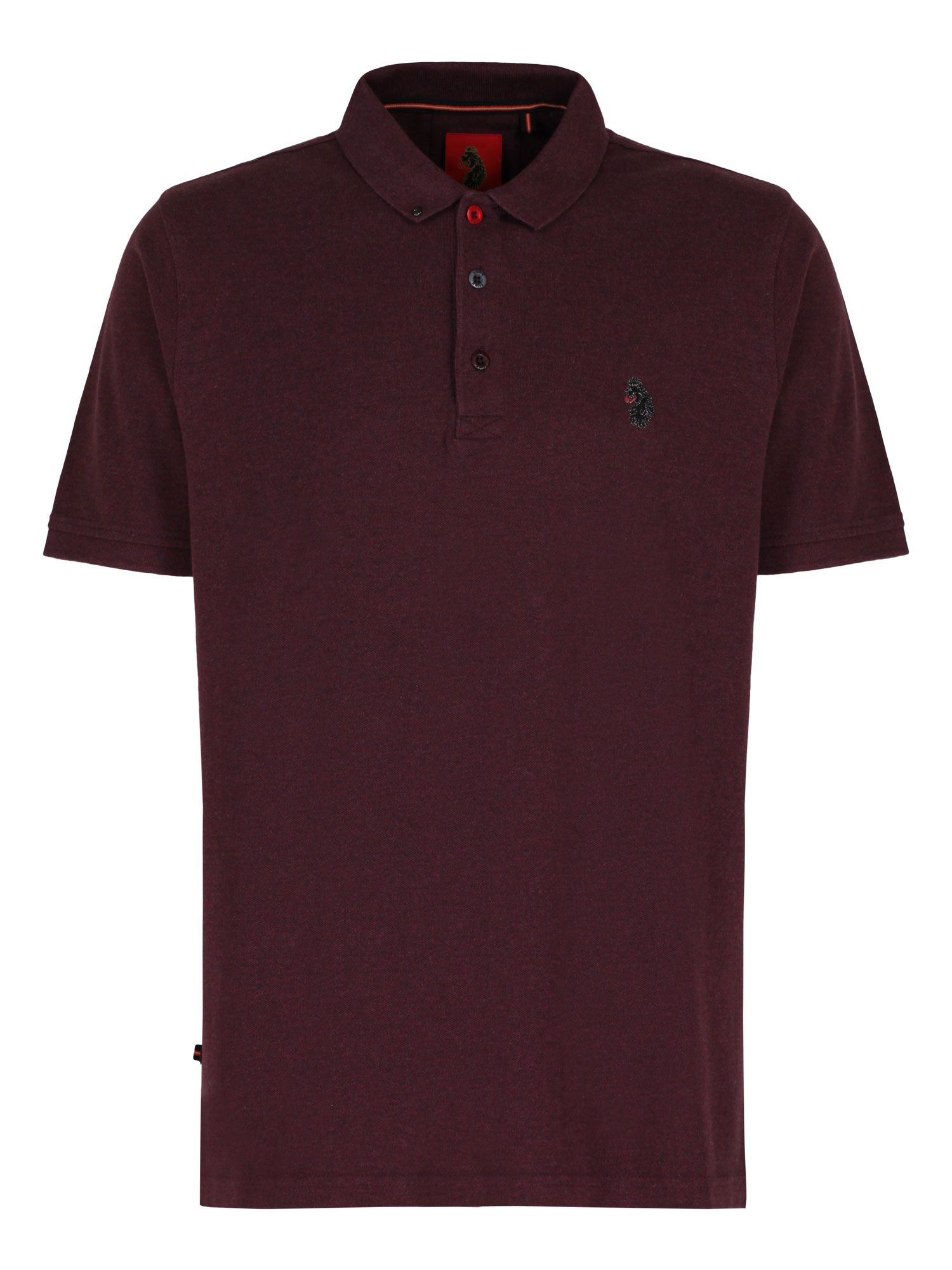 Men's Luke 1977 Williams Polo Shirt, Purple