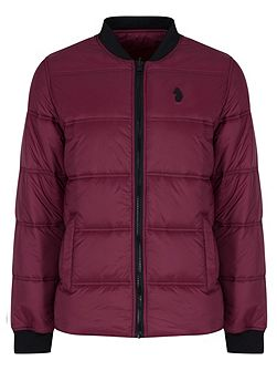 Liner Lightweight Quilted Jacket Booster