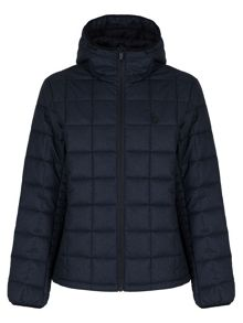 Luke 1977 Northsouthdivide Quilted Hooded Jacket