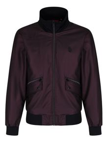 Luke 1977 Wowme! Funnel Neck Bomber Jacket