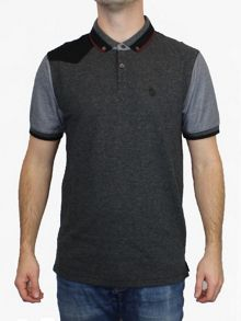 Luke 1977 Mega Polo Tipped Polo Shirt