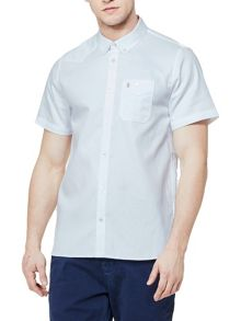 Luke 1977 Adam Keyte S/S Baseball Collar Shirt