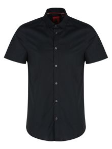 Luke 1977 Connors Pencil S/S Super Slim Shirt