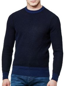 Luke 1977 Simeon Crew Neck Knit
