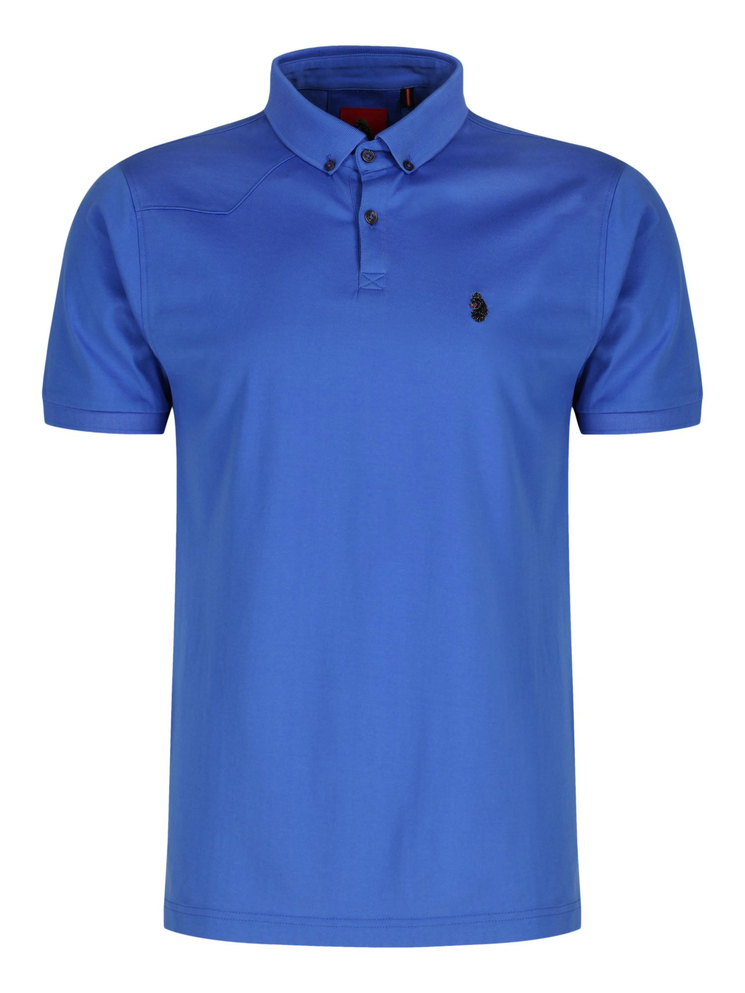 Men's Luke 1977 Stan Poole Small Lion Polo, Blue