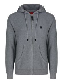 Luke 1977 Gert Lush Zip Through Knitted Hoody