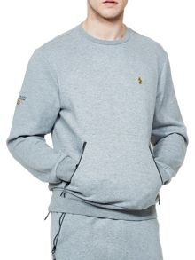 Luke 1977 One Luke Sport Sweat Crew Neck