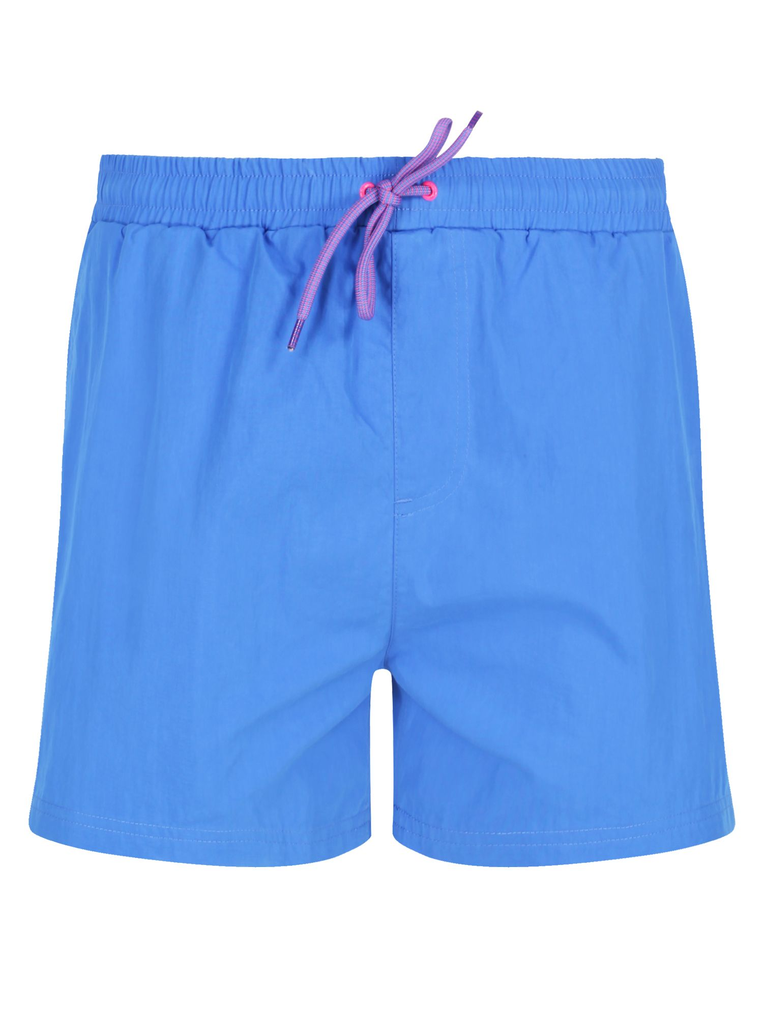 Men's Luke 1977 High Cagy Swim Short, Royal Blue