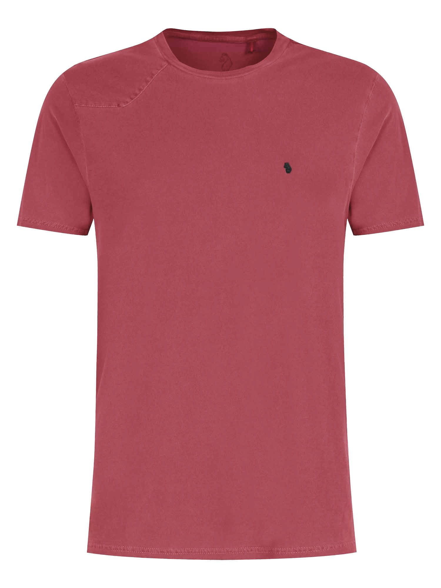 Men's Luke 1977 Hammerhead Dyed Crew Neck T-Shirt, Red